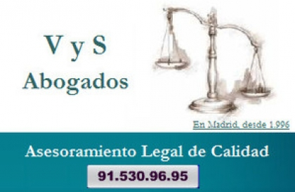 Despacho de Abogados en Madrid - Valero & Saiz Abogados desde 1996
